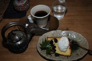 吟醸酒シフォンケーキ