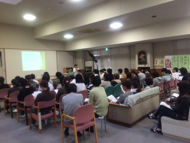 講師も参加者も手に汗握る勉強会。